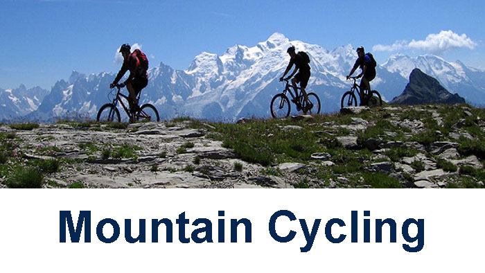 Mountain Cycling in India