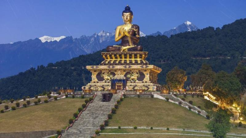 Sikkim – Land Of Mighty Kanchenjunga