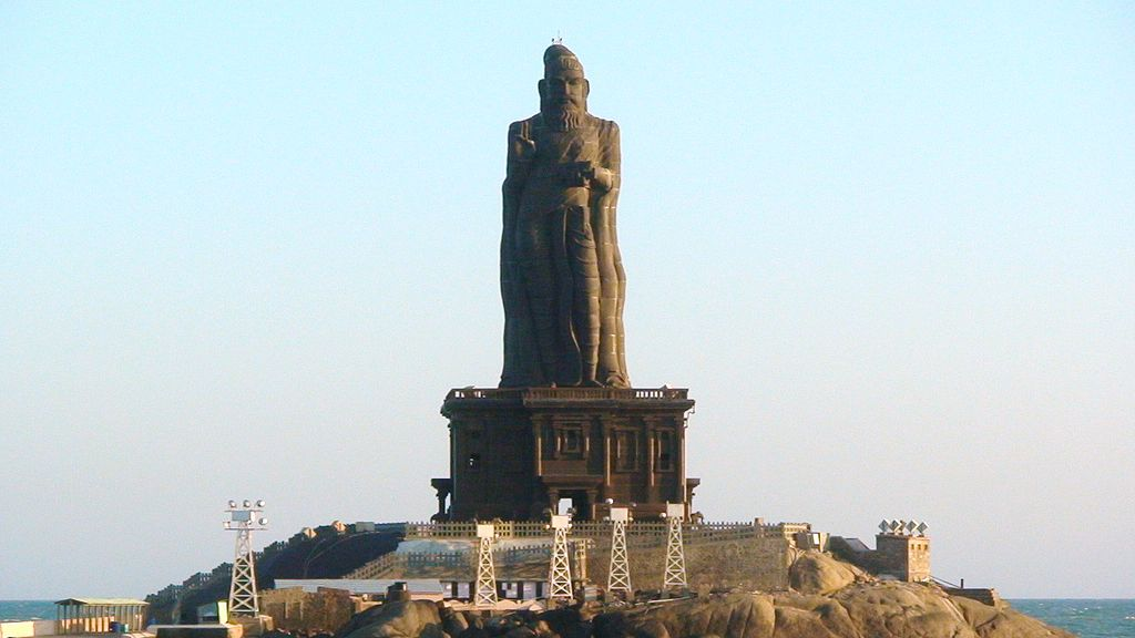 Thiruvalluvar Day -The Divine Poet's Birth Anniversary.