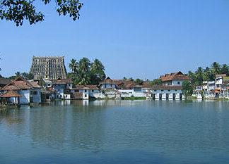 Sree Padmanabha Swamy Temple Trivandrum