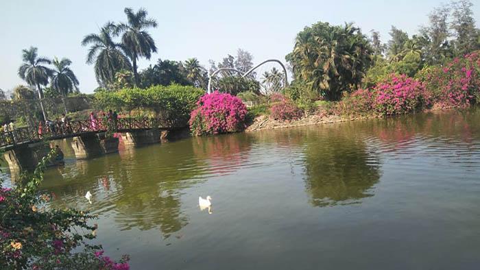 Vanganga Lake