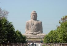 Buddha in Bihar