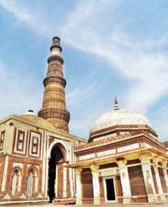 qutb-minar-tomb-of-imam-zamin-and-the-alai-darwaza