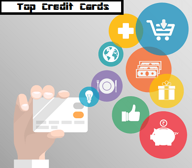 Top Five Credit Card in India