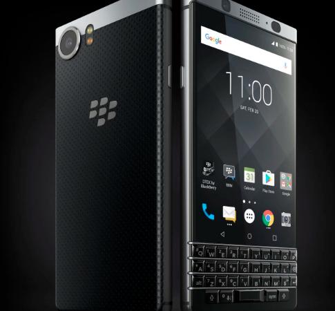 BlackBerry New KEYone Smartphone