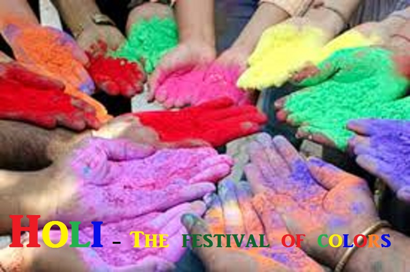 Holi – The Festival Of Colors