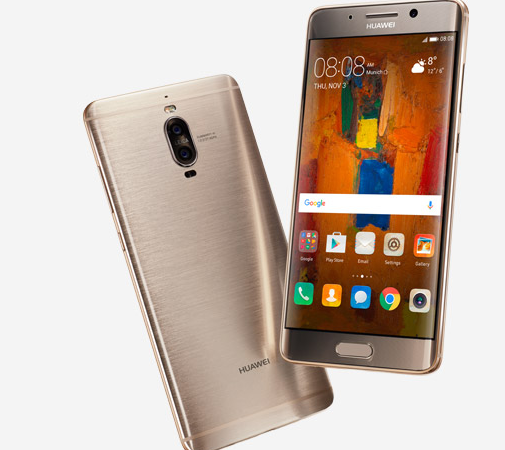 Huawei Launched P10 and P10 Plus