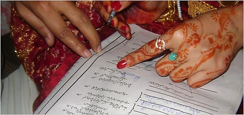 Muslim Wedding Traditions and Customs