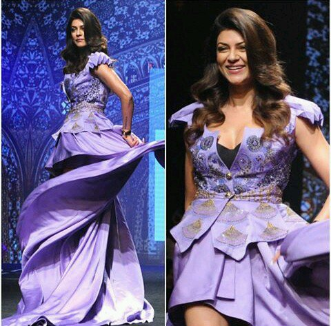Sushmita Sen Still Rules the Ramp