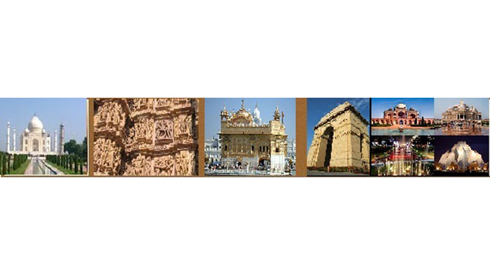 Top Ten Places to visit India