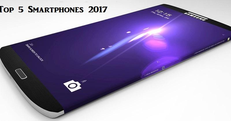 Top Five Smartphone in India
