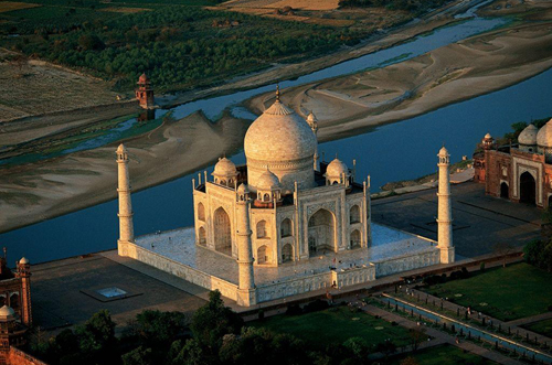 12 Interesting Facts About The Taj Mahal