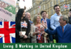Living & Working in United Kingdom