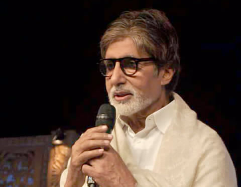 Amitabh Bachchan on Gender Equality