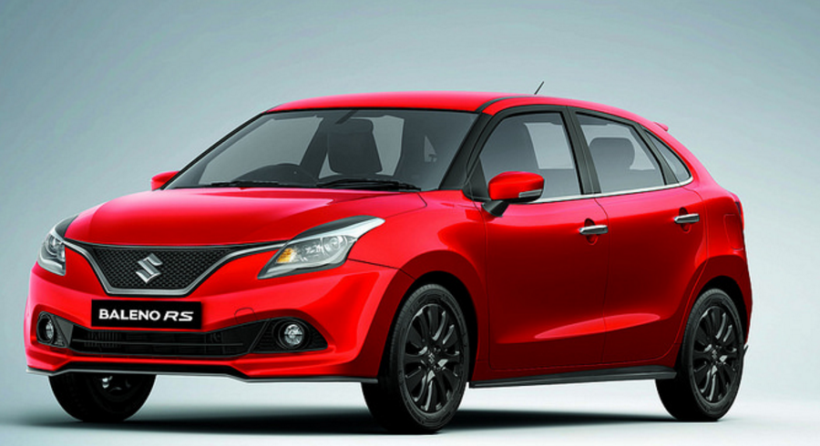 Maruti Suzuki launched Baleno RS A High Performance Segment Car