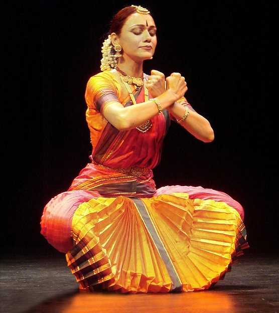 Bharatanatyam Dress