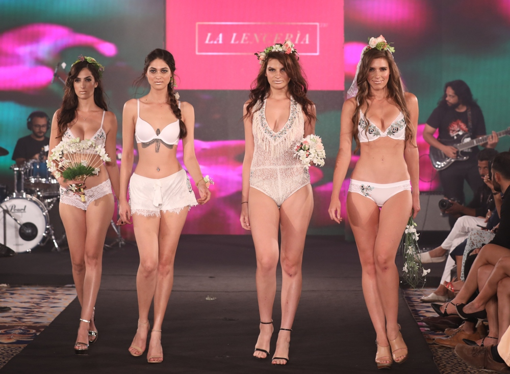 India's 1st lingerie Fashion Week, IIFW