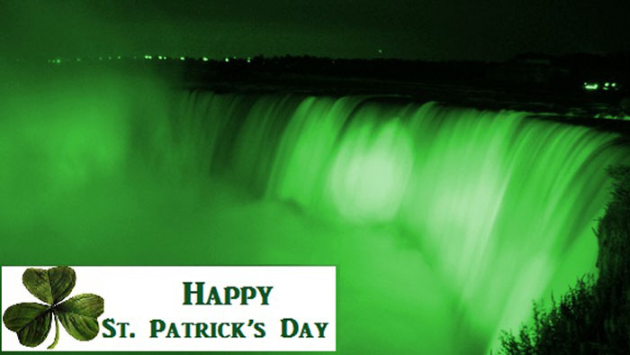 World Is Turning Green On St. Patrick's Day