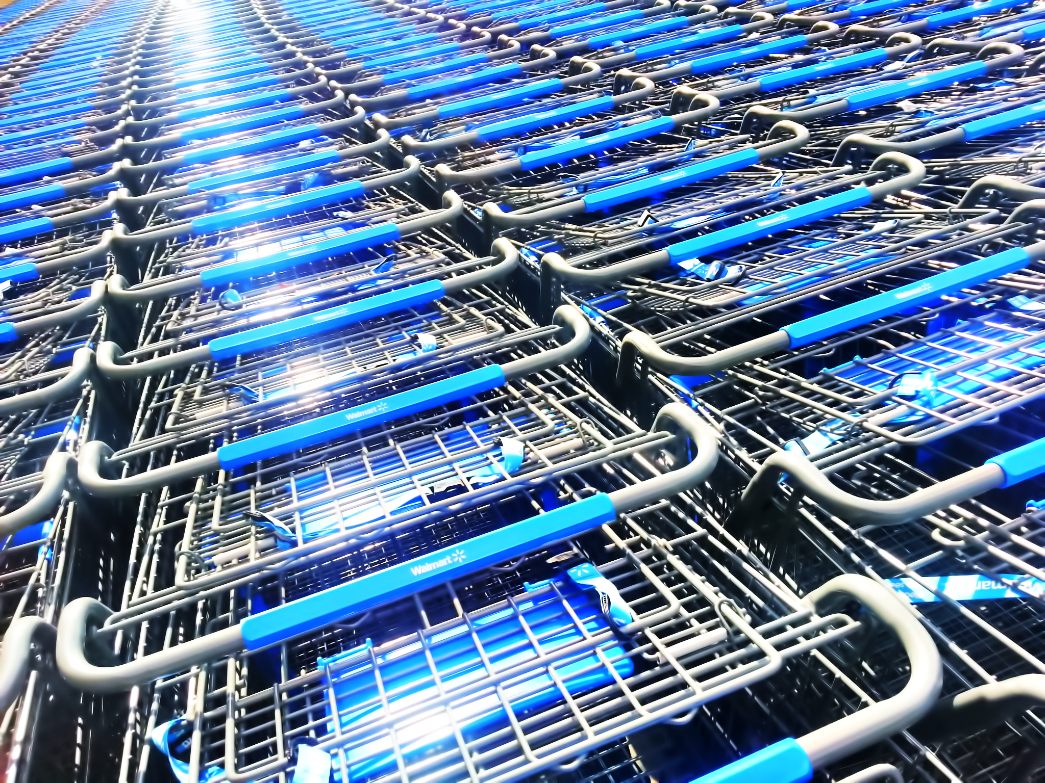 The Dirty Little Secret Of The Shopping Cart