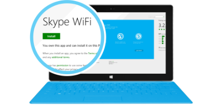 Skype WiFi Not Available after March 31st