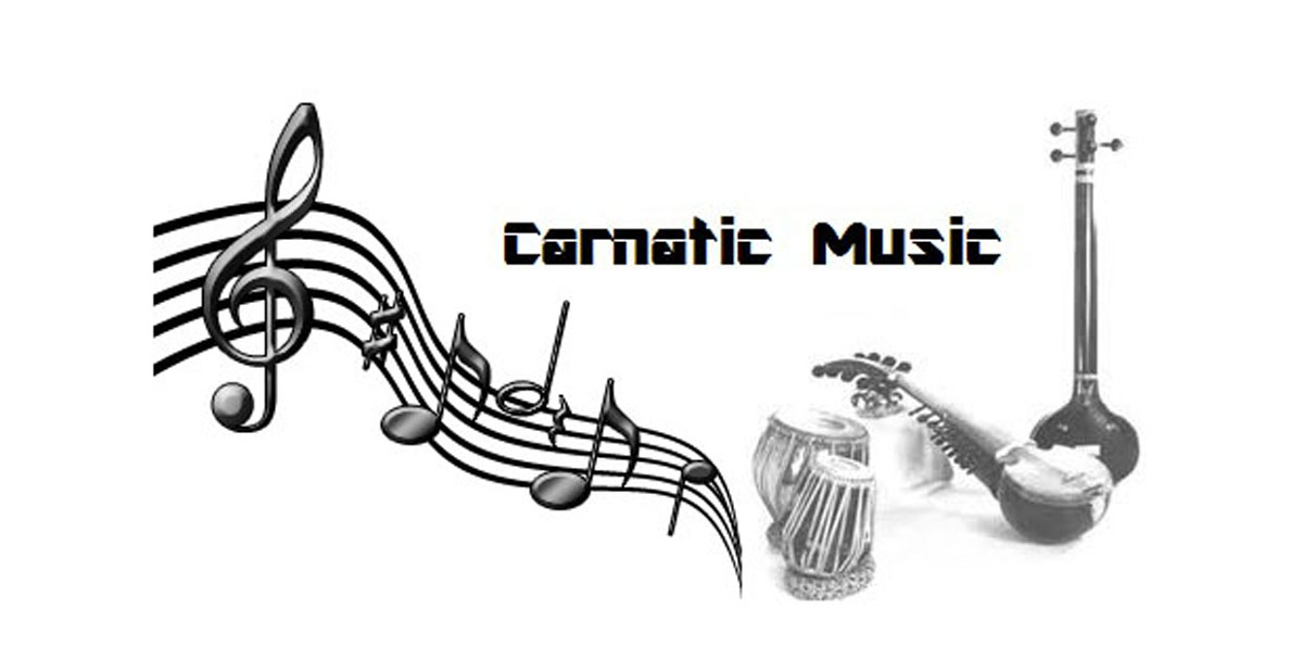 Carnatic Music – Ragas From South India