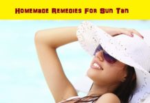 Homemade Remedies to Protect Skin