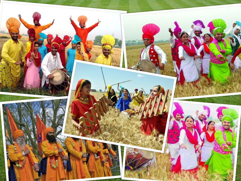 Best Places to Witness Baisakhi In India