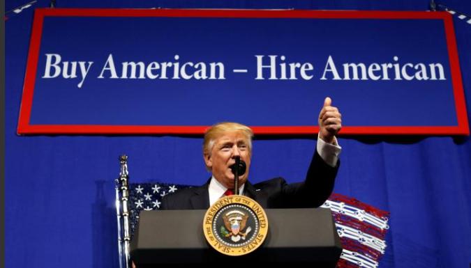 Buy American, Hire American