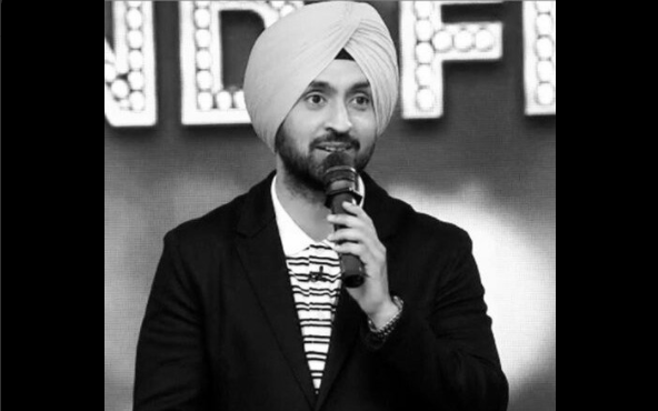 Diljit Dosanjh receives coin of honour