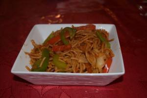 Stir Fry Veg Noodles