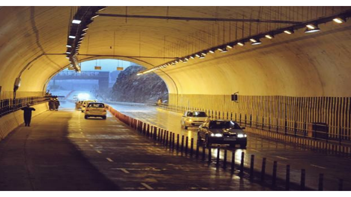 Patnitop Tunnel | Chenani-Nashri Tunnel