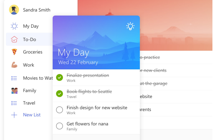 To-Do is New Microsoft App Which Will Replace Wunderlist