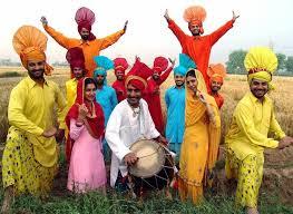 Punjabi attire