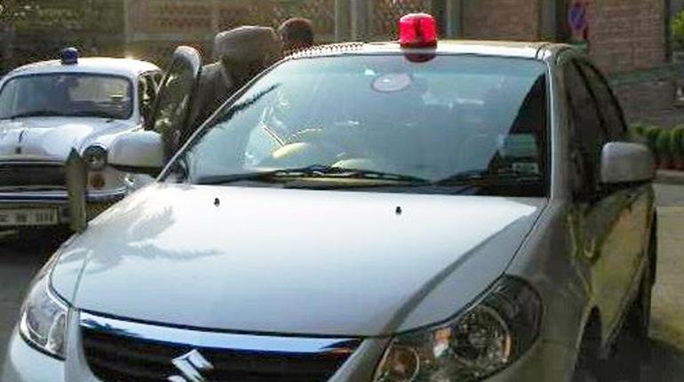 Red Beacon 'Lal Batti' Banned For VIP
