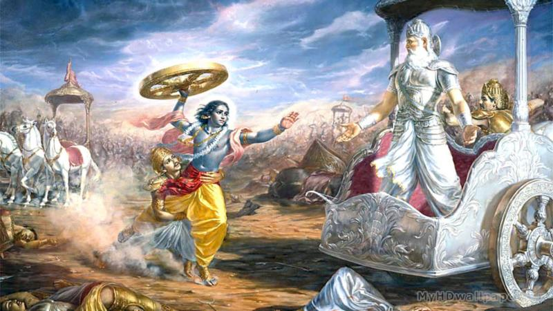 The Mahabharata Movie to be made at Rs 1000 Crore