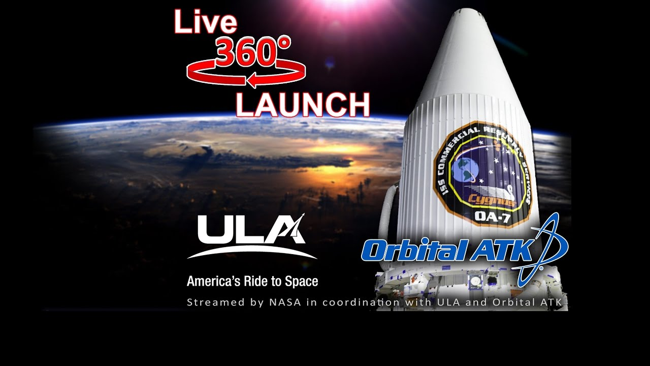 Watch Nasa First Live 360 Rocket Launch Video