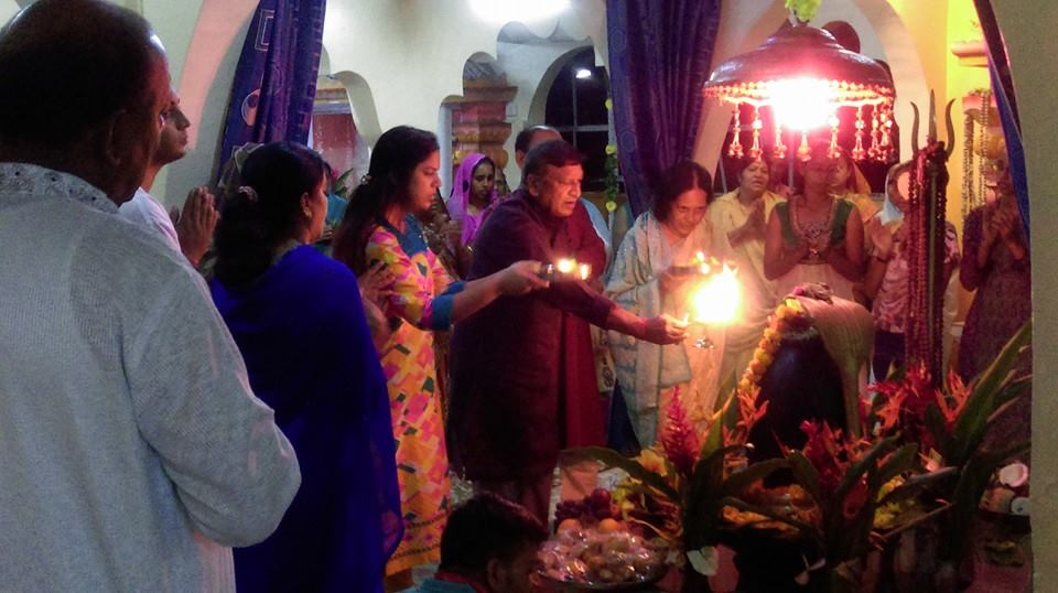 Why do we perform Aarti