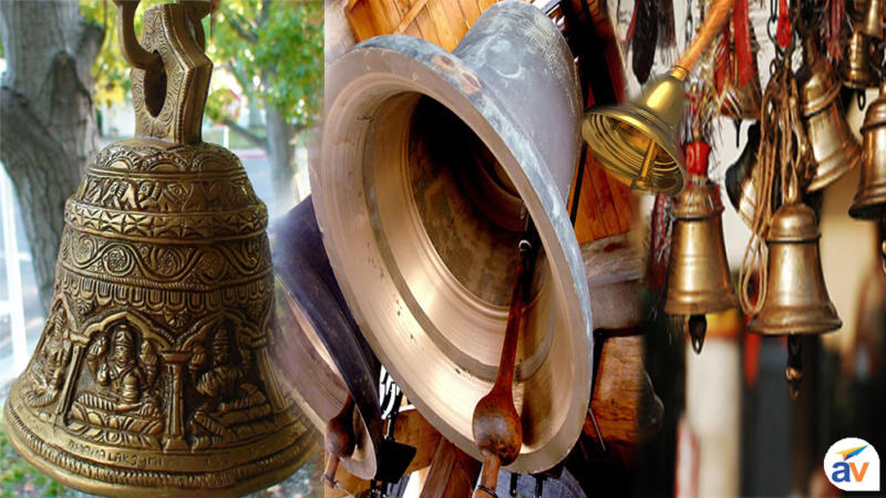 Benefits of Ringing Bells in Temples and House During Prayers
