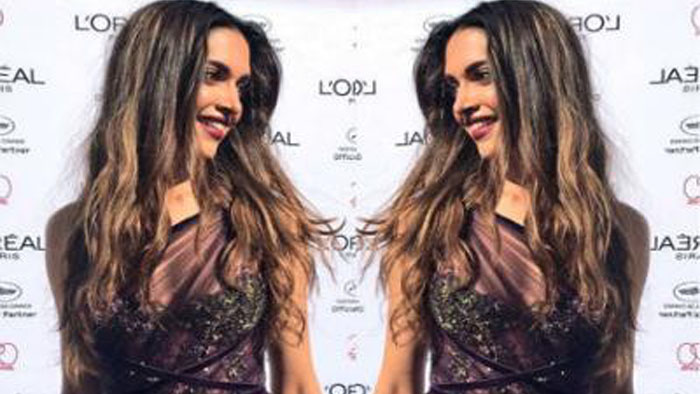 Deepika Padukone In A Marchesa Gown At Cannes Looks Stunning
