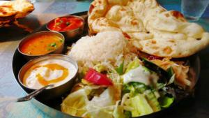 UP thali