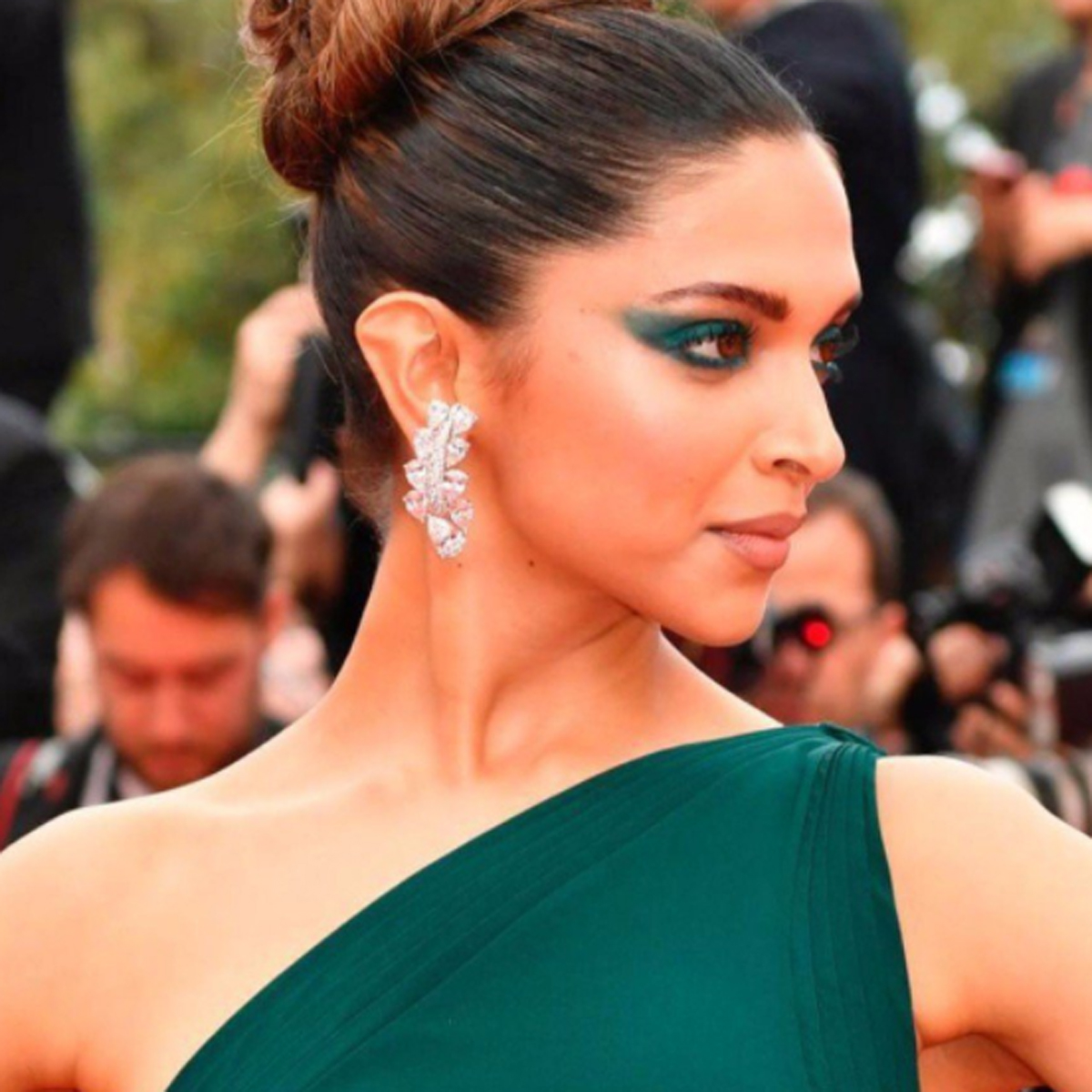 Deepika Padukone Second Day Look At Cannes
