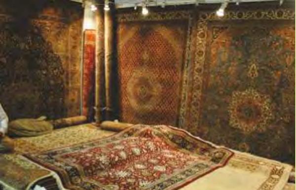 Kashmir carpets