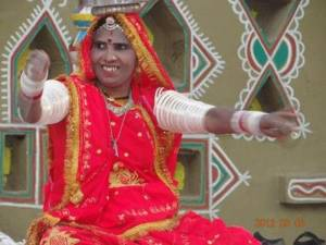Folk Art of Rajasthan
