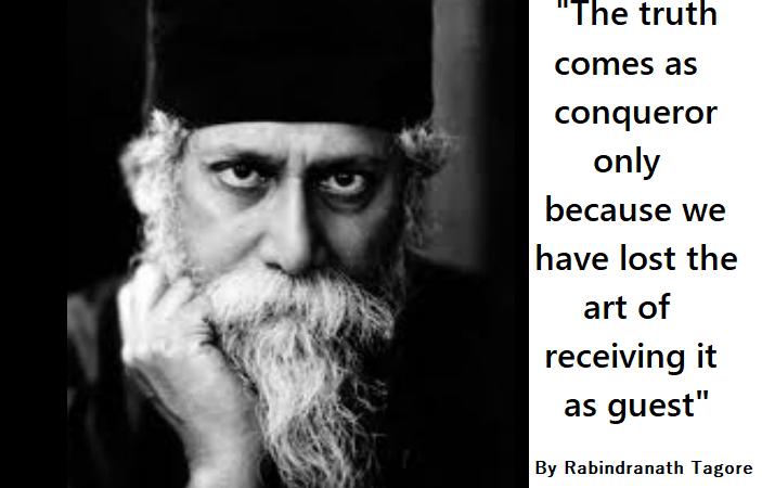 Rabindranath Tagore – The Bard of Bengal