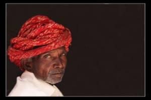 Rajasthan man
