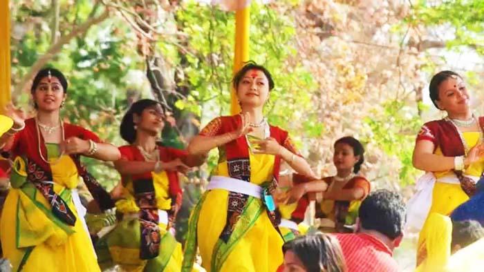 West Bengal Costume