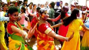 West Bengal Dance