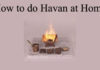 Havan At Home