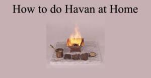 Havan At Home
