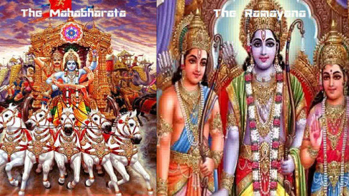 The Epics | Ramayana | Mahabharata
